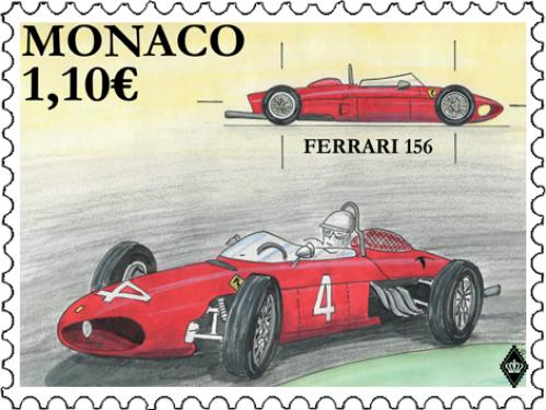 Legendary Race Cars  Ferrari 156
